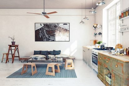 Ceiling Fans in the Winter: Why and How